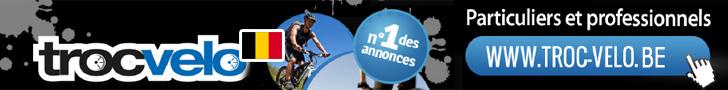 Vente vélo en Belgique et achat vélo d'occasion